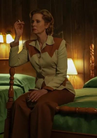 Gwendolyn Smokes - Ratched Season 1 Episode 4