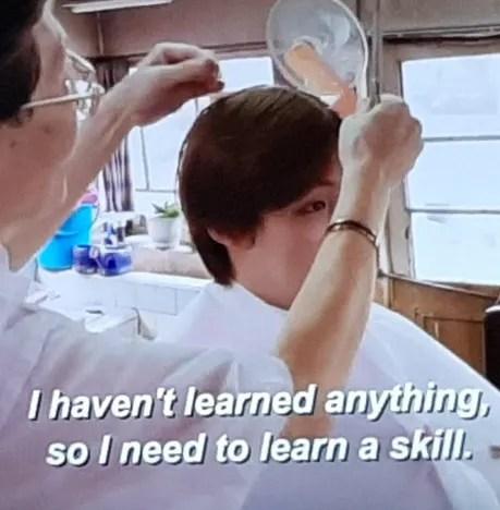 Jihoon Haircut - 90 Day Fiance: The Other Way Season 2 Episode 3