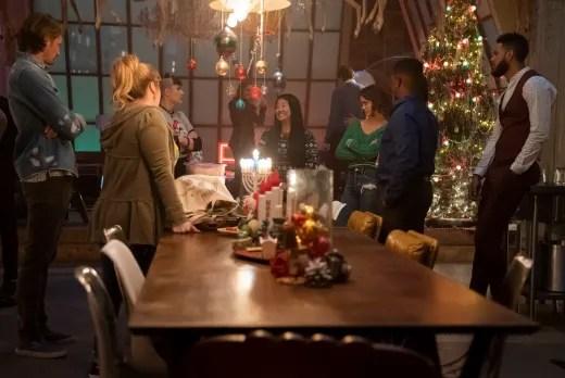 Coterie Christmas  - Good Trouble Season 2 Episode 10
