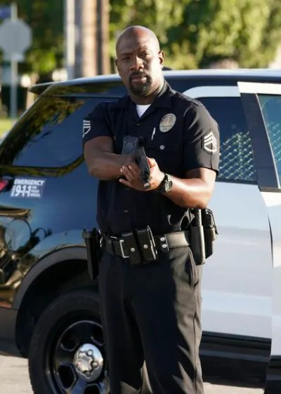 Sgt. Grey's On Patrol - The Rookie Season 2 Episode 8