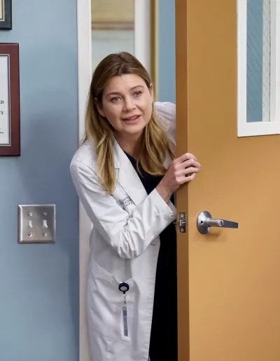 Mer Tattles - Tall  - Grey's Anatomy Season 16 Episode 14