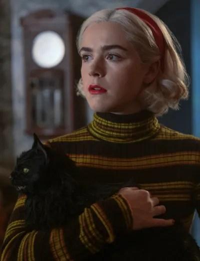 Salem - Tall - Chilling Adventures of Sabrina Season 2 Episode 15