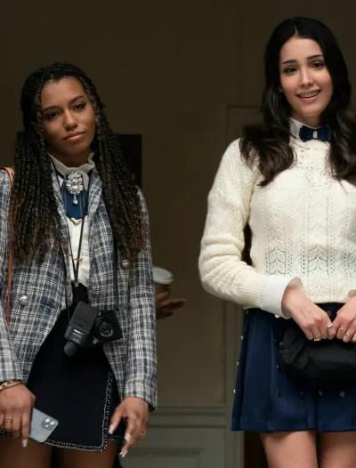 Scheming Teens - Gossip Girl (2021) Season 1 Episode 3