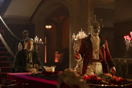 Niles a Captive Guest of Red Jack - Doom Patrol Season 2 Episode 1