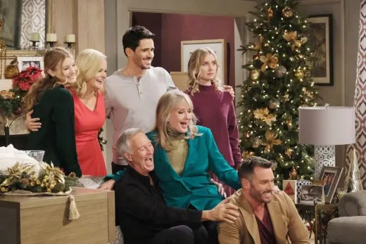 Kiriakis Family Christmas - Days of Our Lives
