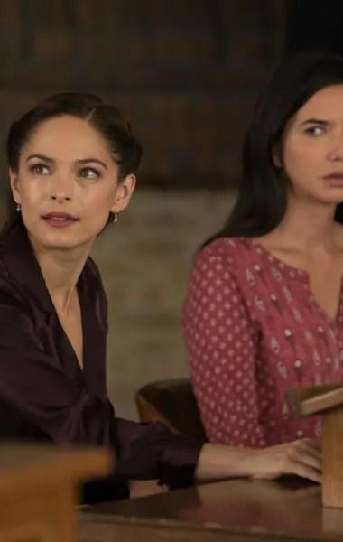 Joanna and Kodie Watch ClearDawn Lawyer - Burden of Truth Season 3 Episode 8