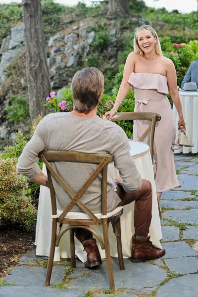 Bree Chats with Luke - Chesapeake Shores Season 5 Episode 6