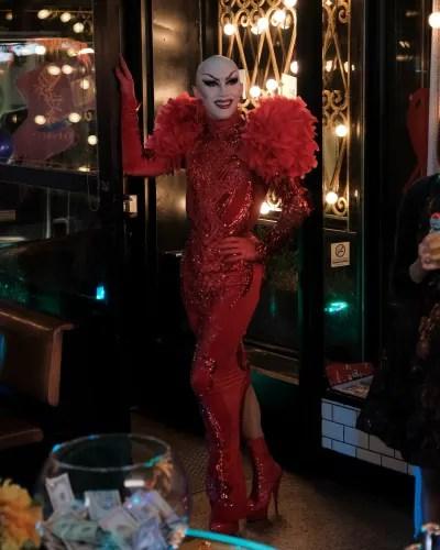 Sasha Velour at Prom - The Bold Type Season 3 Episode 2
