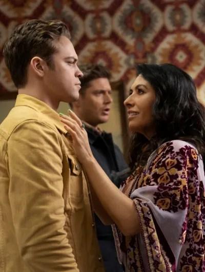 Grooming Jack - Supernatural Season 15 Episode 17