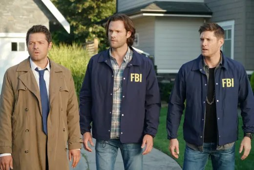 The Three Stooges - Supernatural Season 15 Episode 2