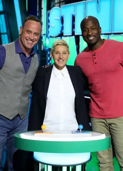 Matt & Akbar Join Ellen DeGeneres