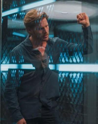Osborn in Lockup - Pandora Season 2 Episode 2