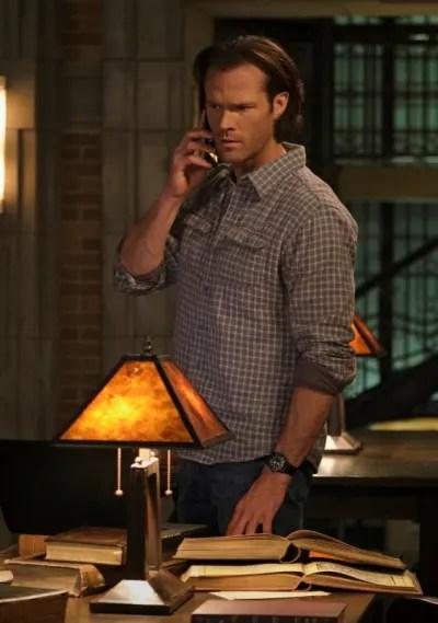 Sam Makes a Call - Supernatural Season 15 Episode 17