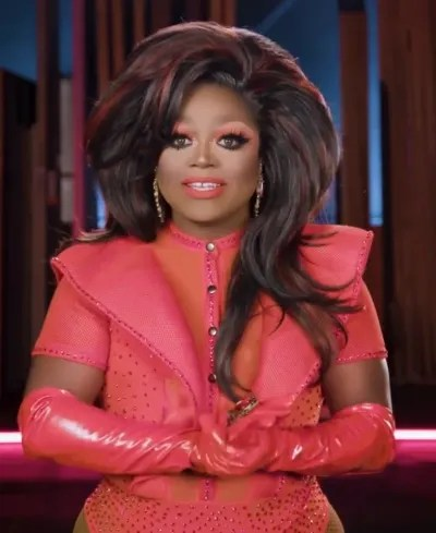 Mayhem Miller - RuPaul's Drag Race All Stars Season 5 Episode 1