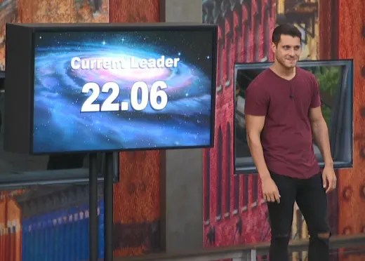 Cody First HOH - Big Brother Season 22 Episode 1