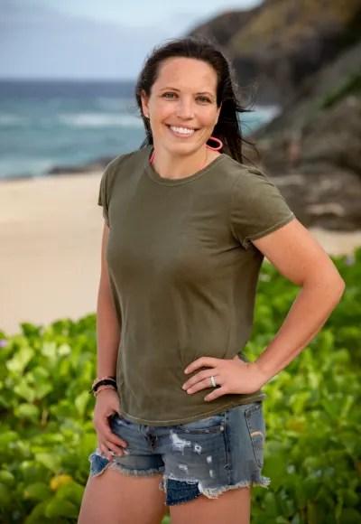 Sarah Lacina Returns - Survivor