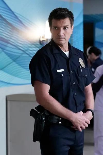 Nolan Stands Guard - The Rookie Season 2 Episode 3