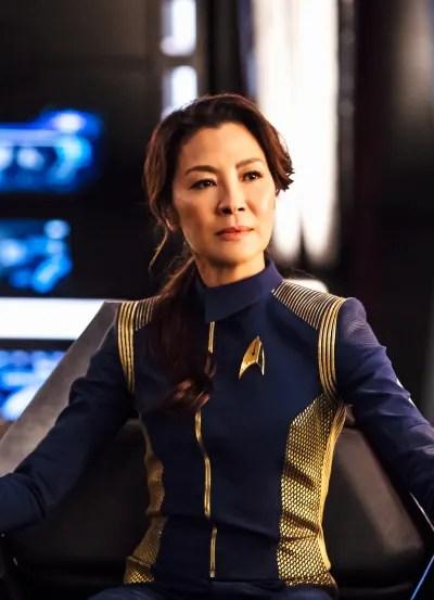 Georgiou - Star Trek: Discovery Season 1 Episode 1