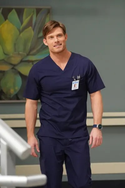 Killer Smile - Tall  - Grey's Anatomy Season 16 Episode 20
