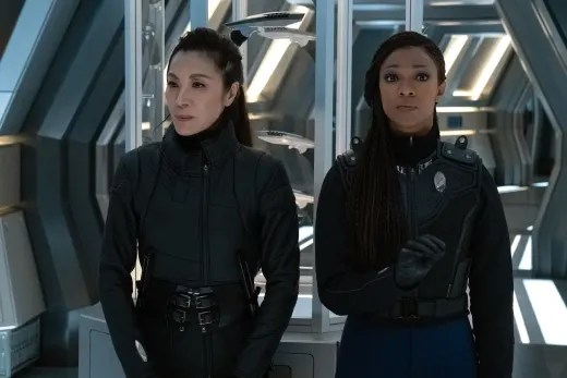 Looking for a Cure - Star Trek: Discovery