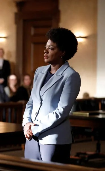 Pleading Her Case - How To Get Away With Murder Season 6 Episode 15