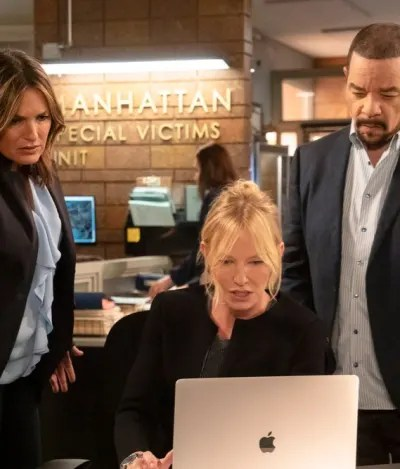 Learning a New Technique - Law & Order: SVU Season 21 Episode 2