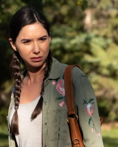 Kodie Confronted By Joanna - Burden of Truth Season 3 Episode 4
