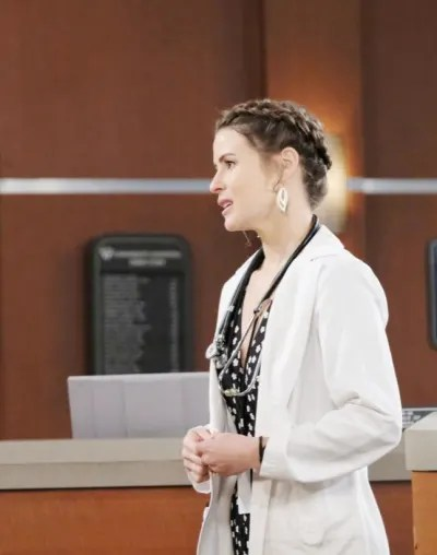 An Uncomfortable Truth - Days of Our Lives