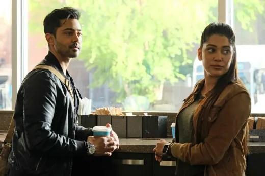 Coffee Dates  - The Resident Season 4 Episode 13