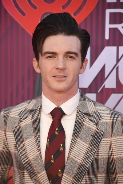 Drake Bell Attends iHeartRadio Event