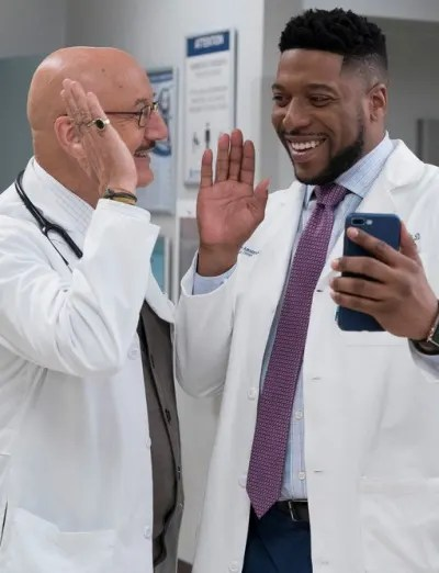 Give me Five! - Tall  - New Amsterdam Season 2 Episode 6