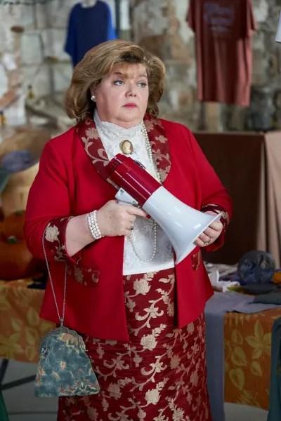 Martha Holds a Bullhorn - Good Witch