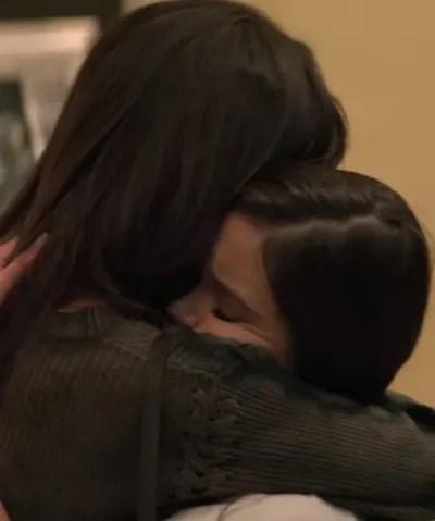Alves Hugs  - YOU Season 2 Episode 5