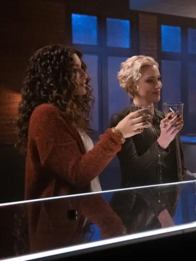 A Toast - Arrow Season 8 Episode 9
