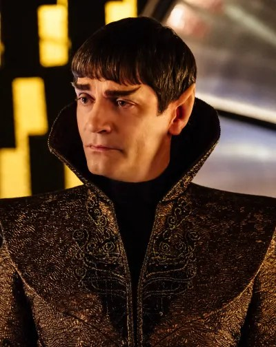 Vertical Sarek - Star Trek: Discovery Season 1 Episode 2