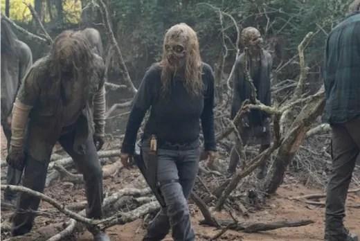 Outside Forces - The Walking Dead