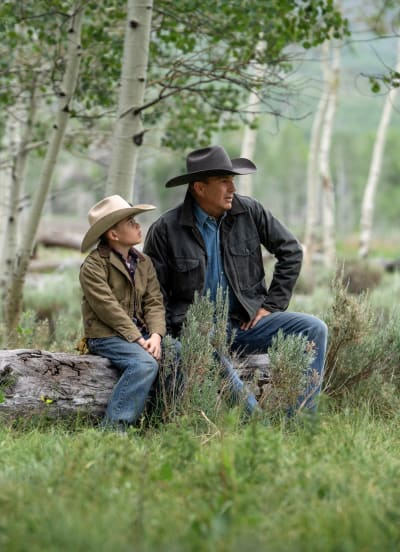 Spending Time Together - Yellowstone Season 3 Episode 3