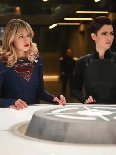 Kara and Alex - Supergirl Season 5 Episode 12