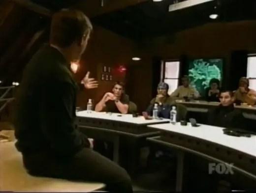 The Investigators' War Room
