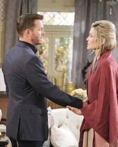 (TALL) Brady and Kristen Bond - Days of Our Lives