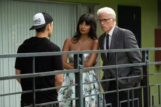 Change of Plans - The Good Place Season 3 Episode 6