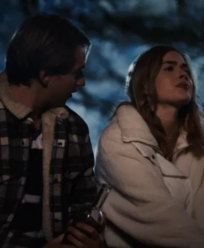 Lizzie and Ricky - Virgin River Season 2 Episode 5