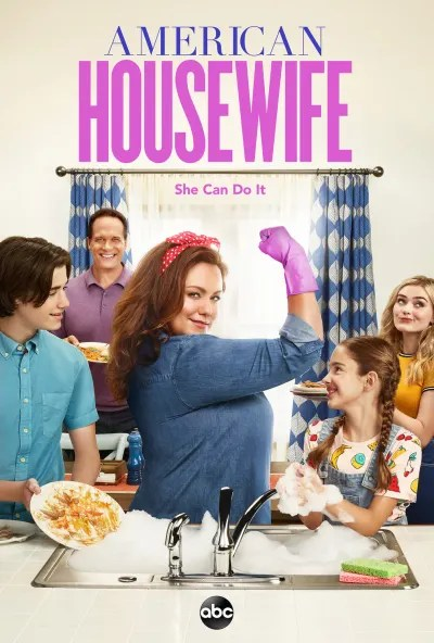 American Housewife Poster