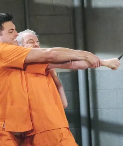 (TALL) Ben Defends Will - Days of Our Lives