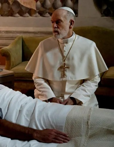 Visiting His Nemesis - The New Pope Season 1 Episode 4