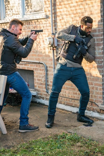 Extra Careful  - Chicago PD Season 8 Episode 2