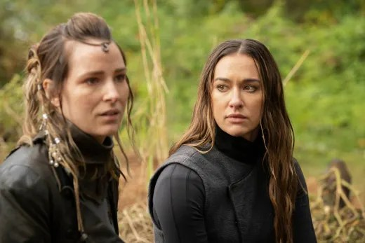 Hope and Echo Together - The 100 Season 7 Episode 2