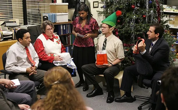 """""""The Christmas Party"""" - The Office"""