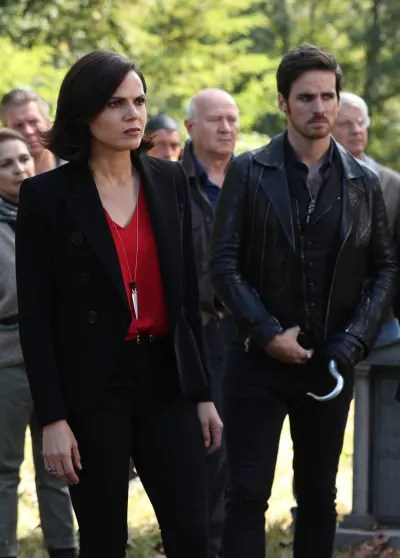 Two Sides of the Same Coin - Once Upon a Time Season 6 Episode 7