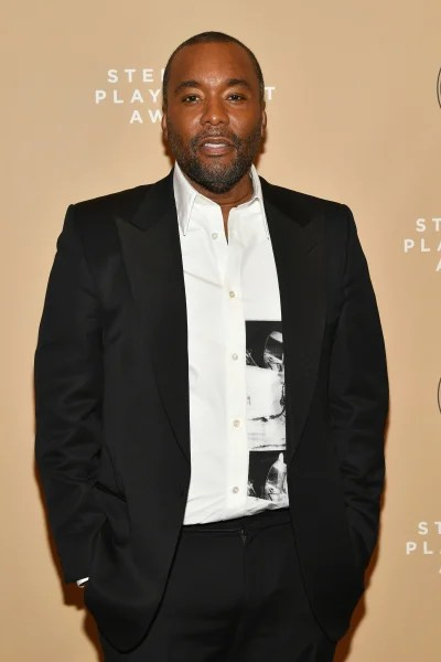 Lee Daniels Attends Lincoln Center Theater